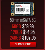 Click here to purchase MyDigitalSSD BP4 50mm SATA III 6G mSATA SSDs