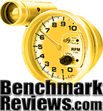 Benchmark Reviews Gold Tachometer Award