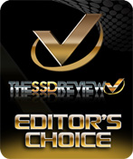 The SSD Review Editor's Choice Award