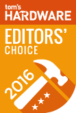 Tom's Hardware 2016 Editor's Choice Award