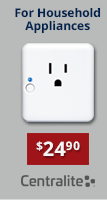 Smart Appliance Plug Modules starting at $24.90