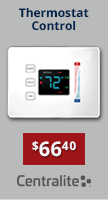 Smart Thermostat Controls starting at $66.40
