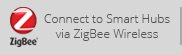 Connect to Smart Hubs via ZigBee Wireless