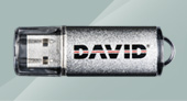 DAVID 4 Pro and Enterprise edition is available via USB 3.0