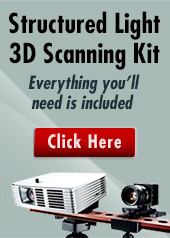 Click Here to view available DAVID 4 Scanning kits