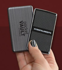 Take your data wherever you go with ultra-portable solid state drives from MyDigitalSSD