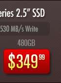 480GB MyDigitalSSD BP4 Slim 7mm SSD - $349.99