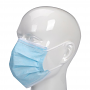 Disposable Non-Woven Protective Earloop Face Mask - Side View