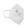 Nan Qi Xing KN-1 KN95 GB2626-2006 Disposable Non-Woven Protective Face Mask Flast Side View