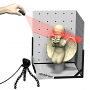DAVID Laserscanner 3D Scanning Starter Kit Demo