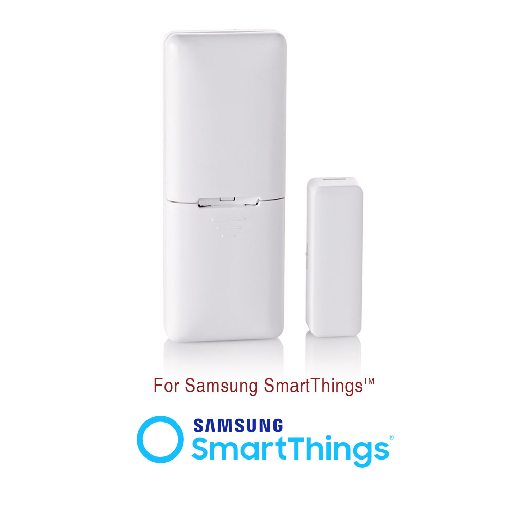 Visonic MCT-340 E Wireless Door Window Temperature Sensor 2 4ghz ZigBee -  Now Works Natively with Samsung SmartThings Hub