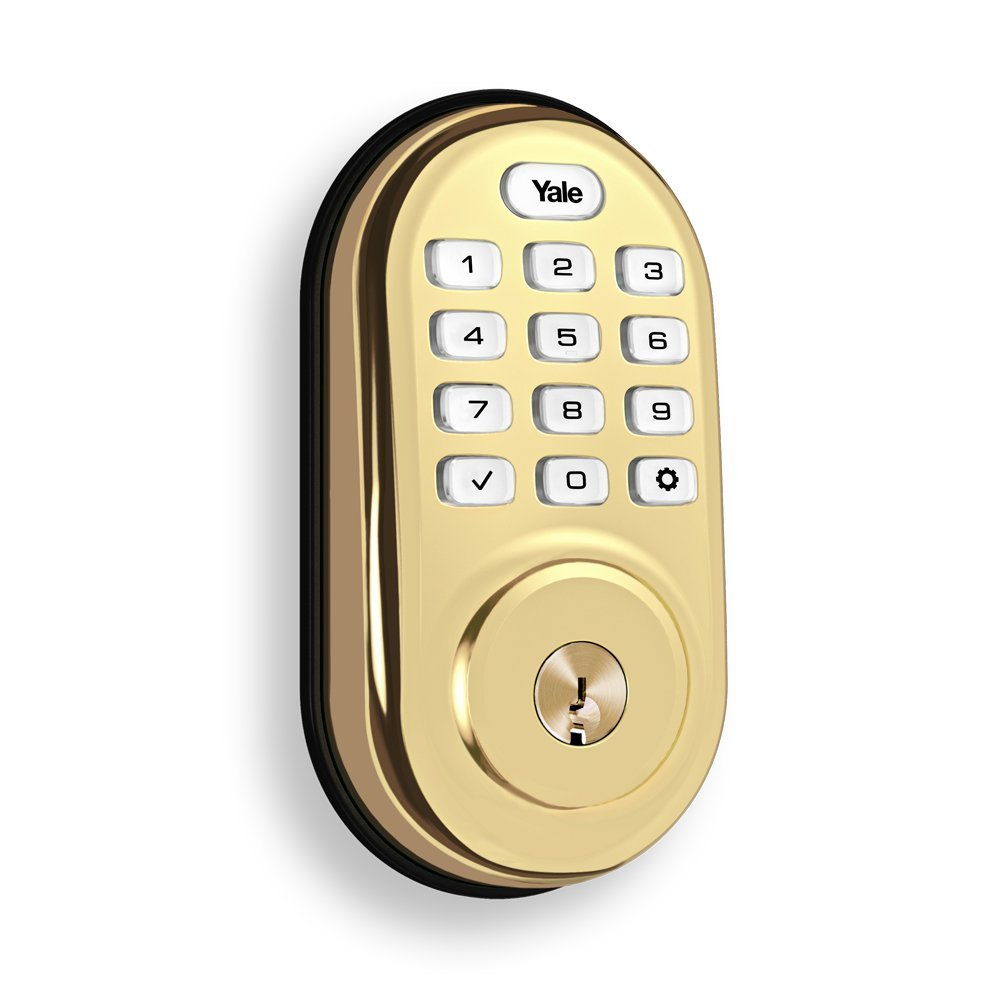 Keyless Deadbolt Smartphone Deadbolt Locks At Walmart