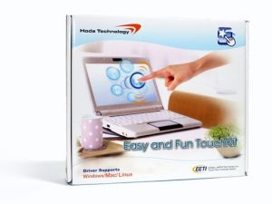 "Hoda Technology 8.9"" Solderless Easy and Fun TouchKit Touch Screen Kit for Dell Mini 9 Netbooks - DEL-9-TouchKit"
