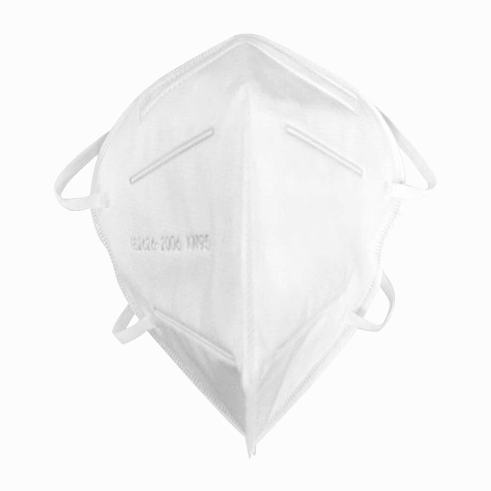 Fujian Pageone GB2626-2006 KN95 Disposable Protective Face Masks - 5 Pack (Large/Adult)
