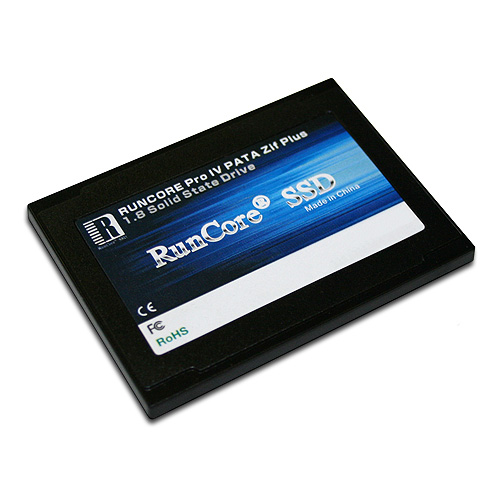 "RunCore 32GB Pro IV 1.8"" PATA ZIF SSD Solid State Drive for Macbook Air Rev A - RCP-IV-ZA1832-C"