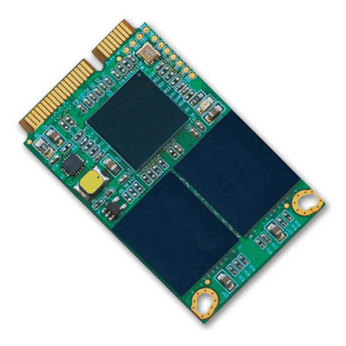 RunCore 60GB Pro V SATA 6G 50MM mSATA (Mini SATA PCI-e) SSD - RCP-V-T5060-MC