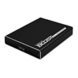MyDigitalSSD BOOST External USB 3.1 SuperSpeed Plus UASP Dual mSATA SSD RAID Enclosure - Black - MDMSR-BST-USB3-BK