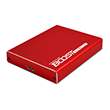 MyDigitalSSD 1TB BOOST USB 3.1 SuperSpeed Plus UASP Portable SSD Solid State Drive - Red - MDMSR-BST-1TB-RD