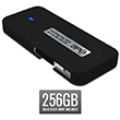 MyDigitalSSD BP5 SuperSpeed USB 3.0 SATA M.2 NGFF SSD UASP Enclosure Combo with 256GB Solid State Drive - MDM2-BP5-256-COMBO
