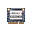 MyDigitalSSD 30GB (32GB) Super Boot 2 (SB2) 25mm SATA III (6G) Half-Size mSATA Mini SSD - MDMSM-SB2-0032