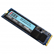 MyDigitalSSD 128GB SBX Single Sided 80mm (2280) M.2 PCI Express 3.0 x2 (PCIe Gen3 x2) NVMe SSD - MDNVME80-SBX-0128