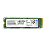 Samsung 256GB SM951 Single Sided 80mm (2280/2280SS) M.2 PCI Express 3.0 x4 (PCIe Gen3 x4) OEM SSD - AHCI Version - MZHPV256HDGL