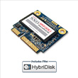 MyDigitalSSD 128GB Super Cache 2 25mm SATA III (6G) mSATA Mini (Half-Size) SSD with FNet HybriDisk Software - MDMSM-SC2-128