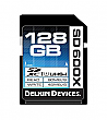 Delkin Devices 128GB 600X UHS-I Secure Digital SDXC Card - DDSD600-128GB