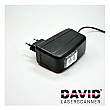 DAVID Vision Systems 5V DC (1200mA) Wall Power Supply with Connector and Socket - LFNT-5-C-SOC