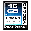 Delkin Devices 16GB CF700 UDMA 6 700X CompactFlash Card - DDCF700-16GB
