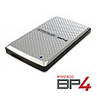 MyDigitalSSD 120GB (128GB) BP4 SuperSpeed USB 3.0 Portable External Solid State Hard Drive SSD - MDMS-BP4-USB120