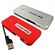 MyDigitalSSD BP5 SuperSpeed USB 3.0 SATA M.2 NGFF 2242 / 2260 / 2280 SSD Enclosure Adapter with UASP Support - MDM2-BP5-USB3