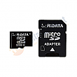 RiDATA 32GB Lightning Series Class 10 microSDHC Card with SD Adapter - RDMICSDHC32G-LIG10