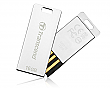 Transcend 16GB JetFlash T3S Series Ultra-Slim USB 2.0 Flash Drive (Sliver) - TS16GJFT3S