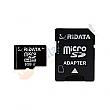 RiDATA 8GB Lightning Series Class 4 microSDHC Card with SD Adapter - RDMICSDHC8G-LIG4