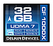 Delkin Devices 32GB CF1000 UDMA 7 1000X CompactFlash Card w/ VPG - DDCFCOMBAT1000-32GB