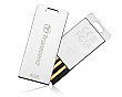 Transcend 4GB JetFlash T3S Series Ultra-Slim USB 2.0 Flash Drive (Sliver) - TS4GJFT3S
