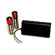 DAVID Vision Systems 3V DC Battery Pack with Switch - LFBAT-AA03