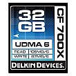 Delkin Devices 32GB CF700 UDMA 6 700X CompactFlash Card - DDCF700-32GB