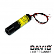 DAVID Vision Systems 5mW 808nm 90� Infrared Line Laser with Adjustable Focus - LC808-5-3-F(14x55)