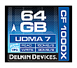 Delkin Devices 64GB CF1000 UDMA 7 1000X CompactFlash Card w/ VPG - DDCFCOMBAT1000-64GB