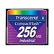 Transcend 256MB 45X Industrial Grade UDMA Mode CompactFlash Card - TS256MCF45I-D