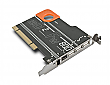 LaCie FireWire 400 & 800 | USB 2.0 PCI Card - Design by Sismo - 130822