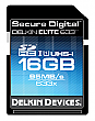 Delkin 16GB 633X ELITE633 UHS-1 SDHC Flash Memory Card - DDSDELITE633-16GB
