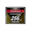 Transcend 256MB 100X Industrial Temp CF100I CompactFlash Card - TS256MCF100I