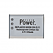 Delkin Devices Nikon ENEL11 Rechargeable Premium Li-ion Battery - DD/ENEL11