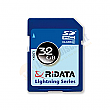 RiDATA 32GB Lightning Series Class 2 SDHC Card - RDSDHC32G-LIG2