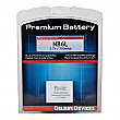 Delkin Devices Canon NB6L Rechargeable Premium Li-ion Battery - DD/NB6L