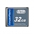 ATP 32GB Industrial Grade Compact Flash Card - AF32GCFI-OEM