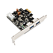 LaCie USB 3.0 (1x) PCI Express Card - 130977